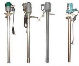 供应电动小型铝合金抽油泵