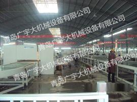 青岛广宇大1300系列外墙保温装饰一体化板设备