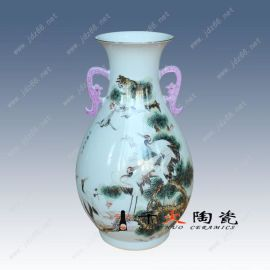 高档陶瓷花瓶生产 促销新款陶瓷花瓶
