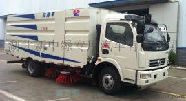 东风多利卡XZL5113TSL4型(6方)道路清扫车、扫地车、扫路车