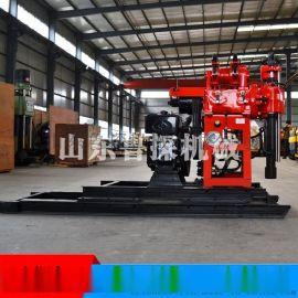 厂家直销HZ-130YY米液压勘探钻机 岩芯取样工程钻探不是事