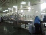 广州志雅隧道式微波烘干设备(微波干燥设备)