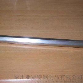 供应201不锈钢小型钢,冷拔扁钢,六角,方棒,三角棒,梯形棒