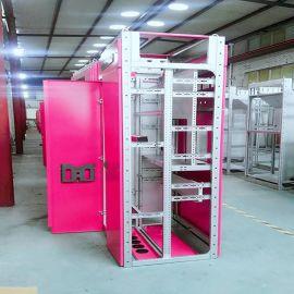 低壓開關櫃GCK型標準尺寸價格GCK固定分隔櫃 抽屜櫃GCK配電櫃廠家