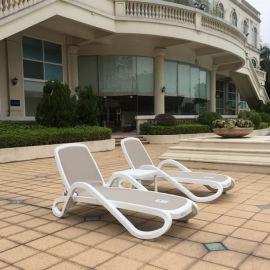 ABS塑料躺椅,户外泳池躺椅,户外沙滩椅