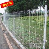 双赫厂家供应双鸭山1.8米高双边丝围栏
