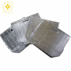 铝箔保温袋 一次性大号冷藏保鲜袋 加厚防冻袋