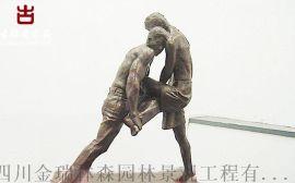 邛崍雕塑成廠家,假山人物動物卡通泥塑加工定制
