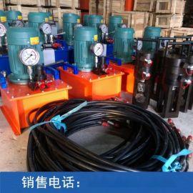 钢筋冷挤压连接套筒上海挤压机怎么使用
