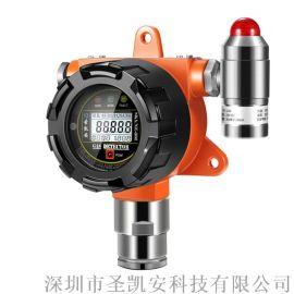 上海市高颜值氨气NH3气体报警器壁挂式安装