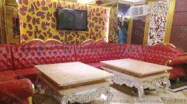 供应ktv欧式沙发 量贩沙发 皮革沙发