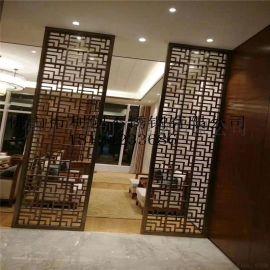 供应上海酒店装饰屏风不锈钢黑钛屏风厂