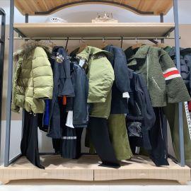 米梵冬季女装折扣货源/实体服装杭州成熟女装折扣