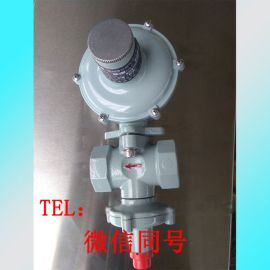 RTZ-H型燃氣減壓閥天然氣調壓器穩壓閥