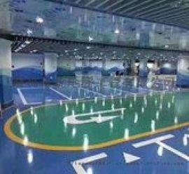 潍坊诸城高密厂房旧环氧地面破损要怎么处理 实用省钱