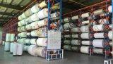 易達廣州倉庫貨架廠訂做卷料貨架卷料放置架