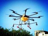 打药飞机撒药飞机五公斤植保无人机