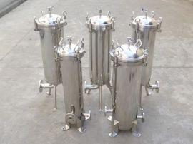 四川不锈钢袋式过滤器生产厂家
