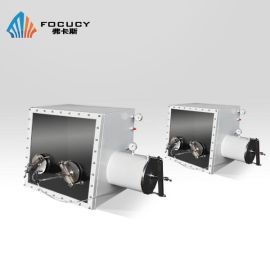 FOCOCY弗卡斯 F-SV700实验室单人操作304不锈钢真空手套箱 锂电池手套箱定制 惰性气体操作箱 电子/医疗/食品防水防尘防静电空气净化手套箱
