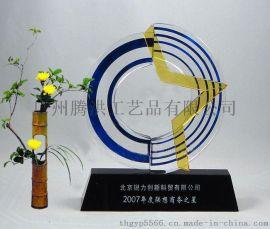 水晶奖杯 水晶奖牌 水晶工艺品应有尽有 广州滕洪m-299号水晶工艺品任您定制