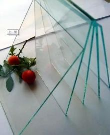 15mm單片非隔熱型防火玻璃