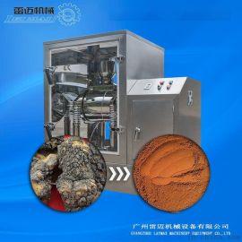 供应虫草粉碎机 中药粉碎机 不锈钢超微粉碎机 10L振动磨机 商用