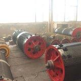 廠家銷售直徑400*1000*20天車捲筒組 鋼絲繩捲筒組 鋼板捲筒組 捲筒組批發價格