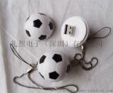 創意足球優盤 卡通籃球U盤 塑料防水u盤 禮品U盤 閃存檔