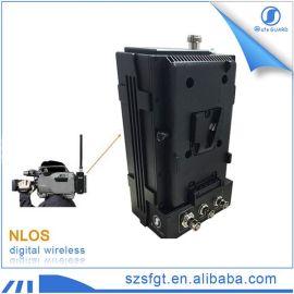 扣板式移动视频SG-HD105无线视频传输 高清接收机 无线传输设备cofdm无线图像传输塞夫格特