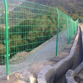 沃达隔离网护栏网 钢丝网护栏 圈地双边丝护栏网
