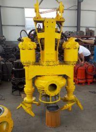 博联挖掘机抽浆泵-湿地液压泥浆泵-液压排沙泵