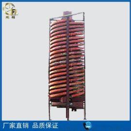 江西通利φ1200玻璃钢螺旋溜槽