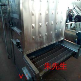 食品蔬菜干燥设备 多层网带豆角干燥机生产线