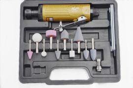 顺鑫达气动风磨机刻磨机打磨机风磨机KP621带3-6mm磨头风动磨光机