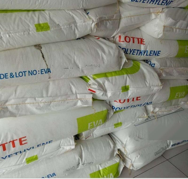 抗氧化性热熔胶EVA乐天化学VA800用汽车**地毯涂层塑料颗粒