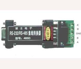 单环自愈型RS-232/2路RS-485集线转换器(485D)