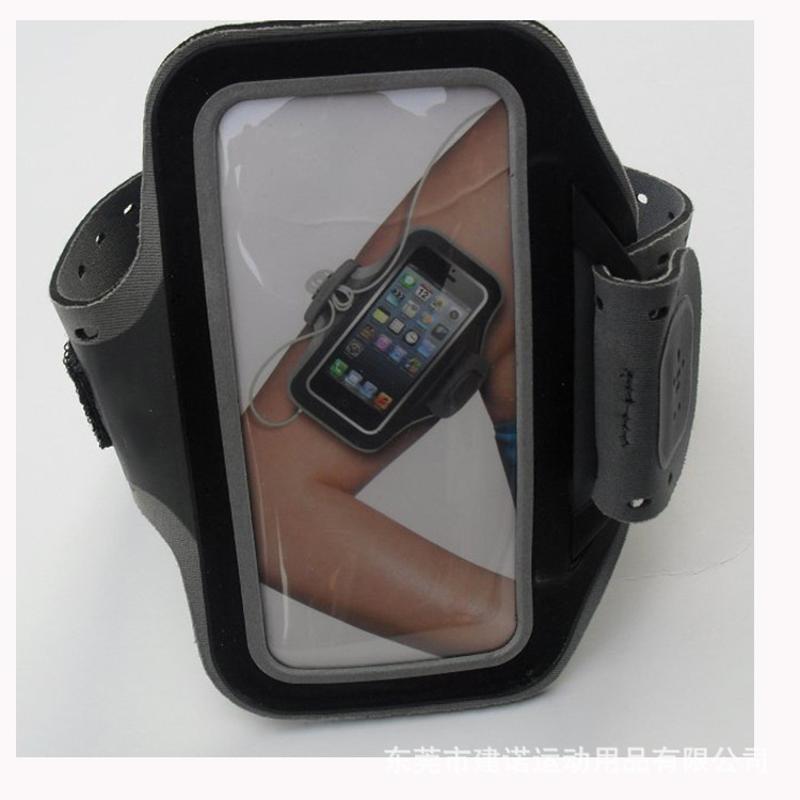 外贸定制跑步手机臂带户外运动装备运动臂包健身臂带亚马逊爆款