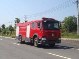 国五水罐消防洒水车|消防水车