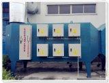 青島膠南專業生產SSFQ-1000橡膠廢氣、噴漆、噴塑等工業廢氣處理設備