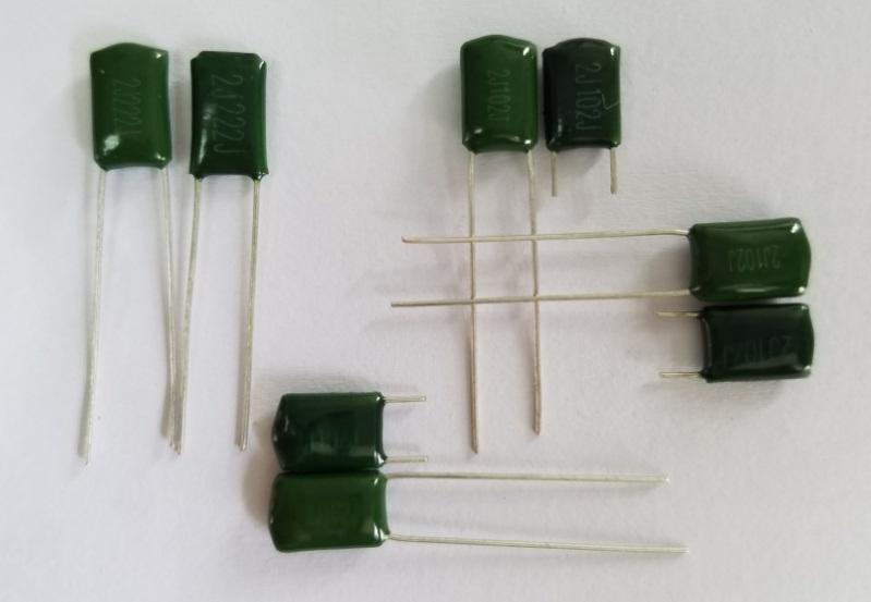 充电器专用涤沦电容器(CL11/PEI)