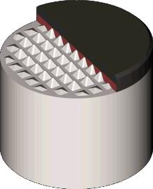 MX油用高性能金刚石复合片