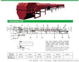 气垫带式输送机 皮带输送机