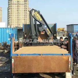 2.8吨液压小吊机 农用车吊机价格