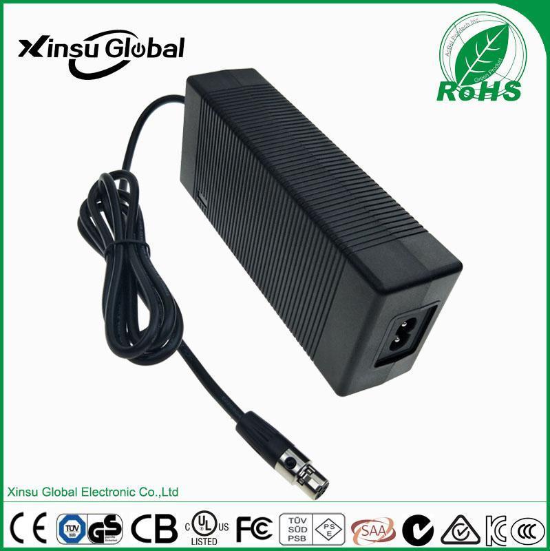 12V7A電源適配器 XSG1207000 美規FCC UL認證 xinsuglobal 12V7A電源適配器