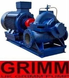 进口卧式单级双吸离心泵(欧美进口品牌)