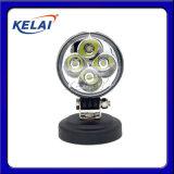 KLL8704ZFB LED 3寸圓總4珠反光杯 小太陽射燈 電瓶車燈