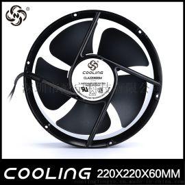 深圳酷宁22060焊接机电磁炉交流散热风扇厂家直销