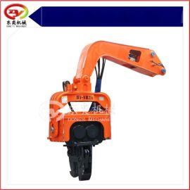 用于钢板桩水泥桩等多种桩的液压振动锤