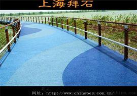 江苏常熟广场|透水地坪价格|透水混凝土厂家
