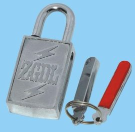 磁感密码表箱锁